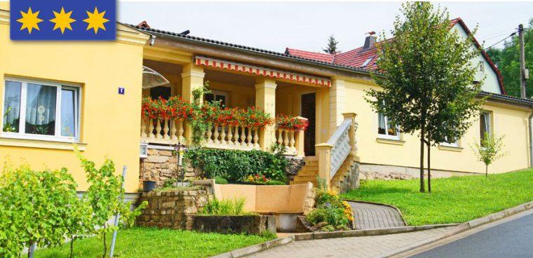 Ferienwohnung mit Terrasse***